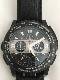 Часы Vogard Chronozoner Racing Edition