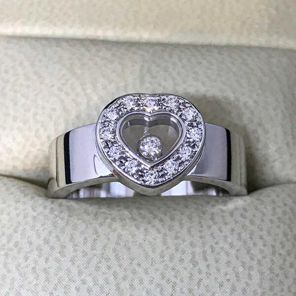 Кольцо Chopard Happy Diamonds (761)