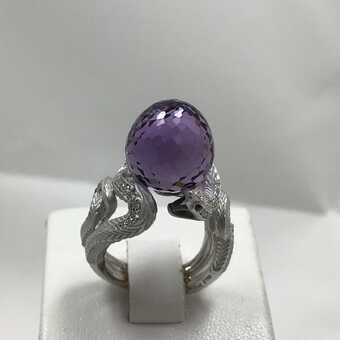 Каблучка Magerit Snake Ring