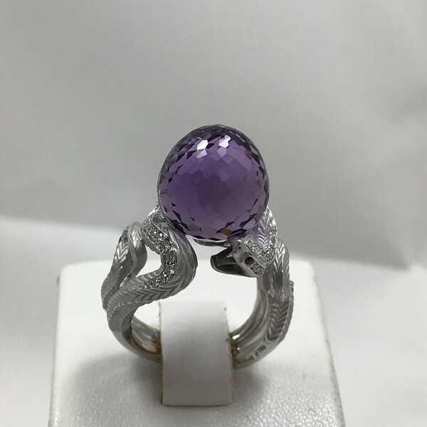 Кольцо Magerit Snake Ring