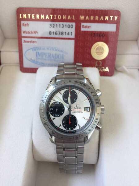 Часы Speedmaster Date