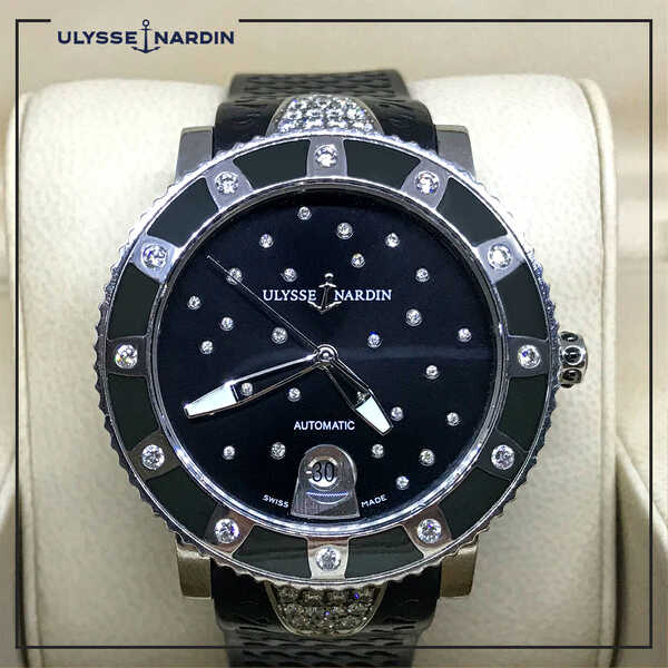 Часы Ulysse Nardin Marine Lady Diver Starry Night