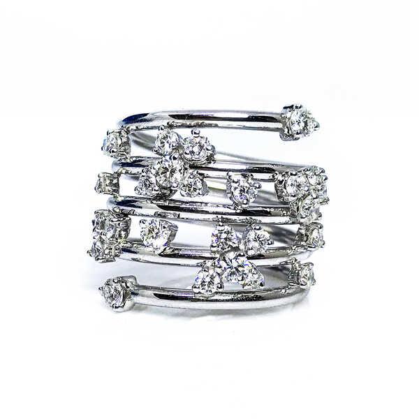 Кольцо Piero Milano Fuji Ring