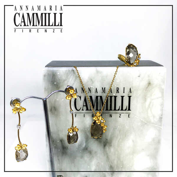 Комплект ANNAMARIA CAMMILLI Flowers