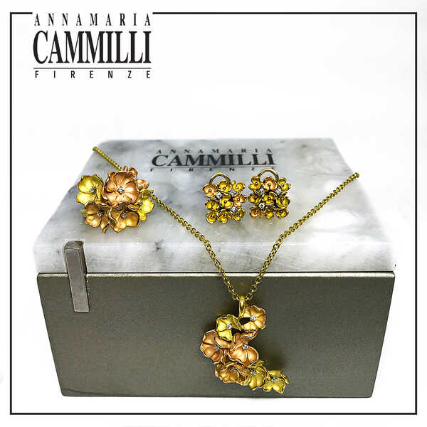 Комплект ANNAMARIA CAMMILLI Flowers (793)