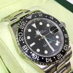 Часы Rolex GMT Master II 40mm Steel