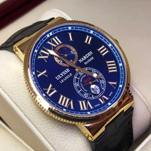 Часы Ulysse Nardin Marine Maxi Marine Chronometer (799)