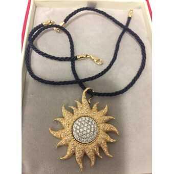Подвеска Sol Y Sombra Maxi Pendant