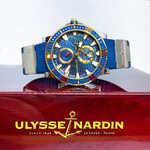 Часы Ulysse Nardin Diver Maxi Marine Diver Titanium (809)