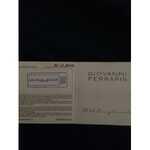 Серьги Giovanni Ferraris