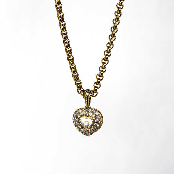 Подвеска Chopard Happy Diamond (822)