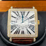 Часы Frank Muller MASTER SQUARE KING (828)