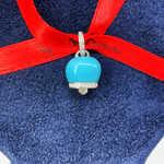 Кулон Chantecler Turquoise Bell Charm (840)