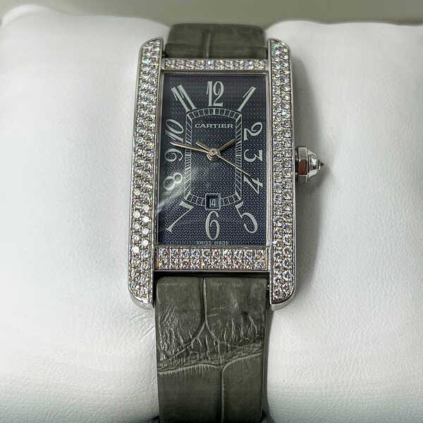 Часы Cartier Tank Americaine (856)