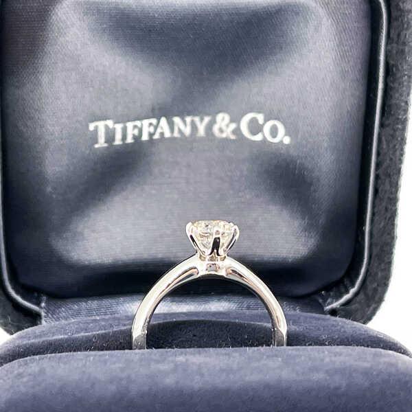 Кольцо Tiffany&Co. Solitaire (859)