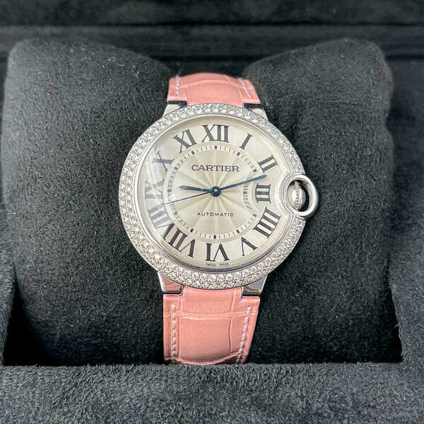 Часы Cartier Ballon Bleu de Cartier 36 mm (865)
