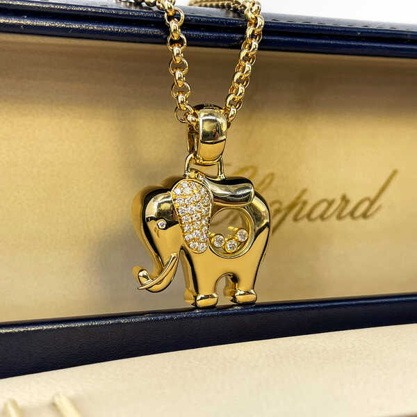 Подвеска Chopard Happy Diamonds (873)