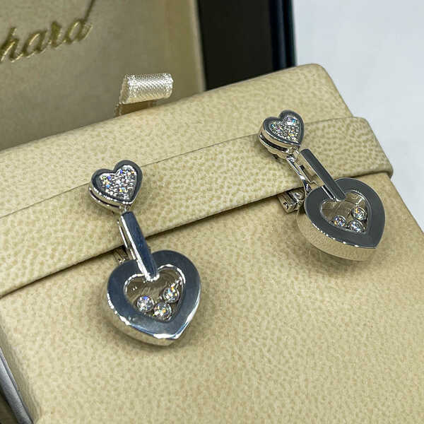 Серьги Chopard Happy Diamonds (876)