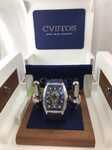 Часы Cvstos Challenge GT Sea-Liner Blue Steel White Movement