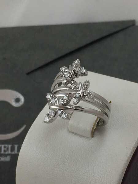 Кольцо Crivelli Бабочки