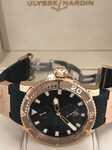 Часы Ulysse Nardin Diver Maxi Marine