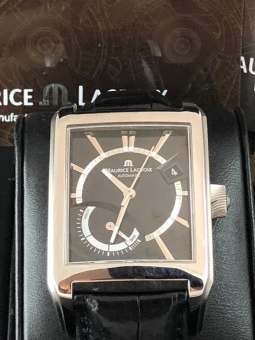 Часы Maurice Lacroix Pontos Rectangulaire