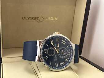 Годинник Ulysse Nardin Maxi Marine Savarona Limited Edition
