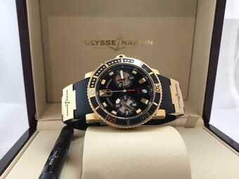 Часы Ulysse Nardin Diver Maxi Marine Diver Chronograph
