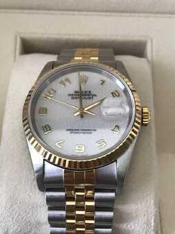 Часы Rolex Datejust Jubilee