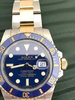 Годинник Rolex Submariner Date