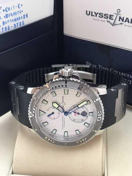 Часы Ulysse Nardin Diver Maxi Marine Diver