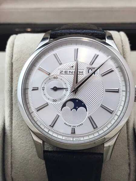 Часы Zenith Captain Moonphase