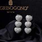 Серьги De Grisogono Heart