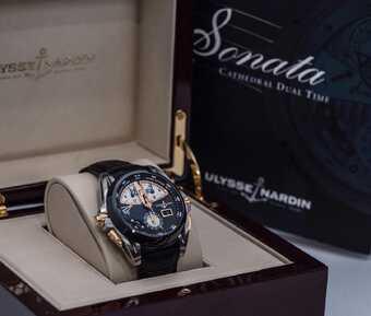 Часы Ulysse Nardin Classic Sonata Streamline
