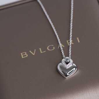 Подвеска Bvlgari Heart
