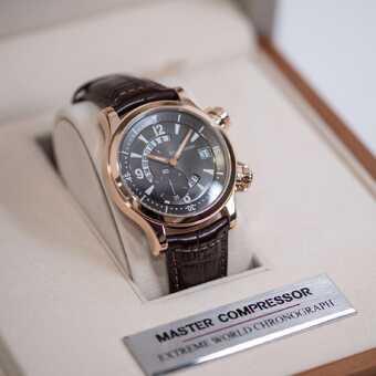 Часы Jaeger-LeCoultre Master Compressor Dualmatic