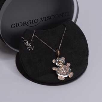 Підвіска Giorgio Visconti Baby Bear