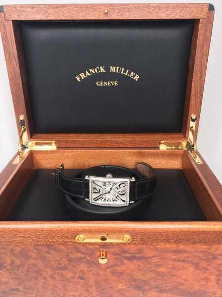 Часы Long Island Diamond Stainless Steel 952.QZ.D.1R