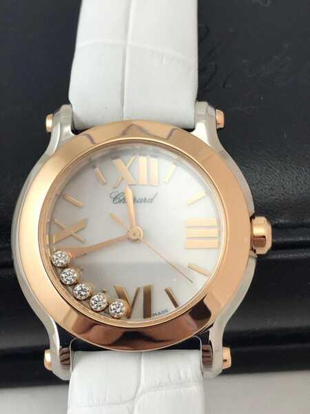 Часы Chopard Happy Sport Round