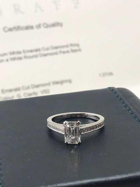 Кольцо Graff Diamonds