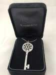 Подвеска Tiffany Petals Key