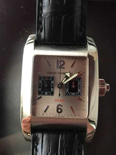 Часы Girard-Perregaux A Limited Edition