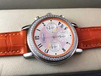 Часы Chopard Elton Jonh Chronograph Medium