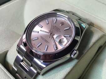 Годинник Rolex Datejust II