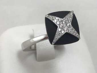 Каблучка Maboussin Star Ring