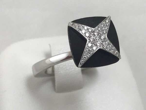 Кольцо Maboussin Star Ring