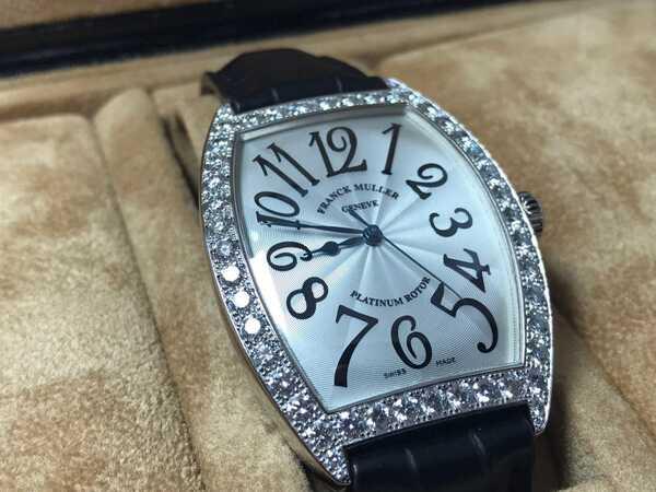 Часы Franck Muller Cintree Curvex Classique
