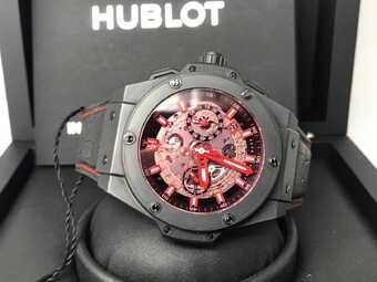 Часы Hublot Big Bang King Power Red Magic
