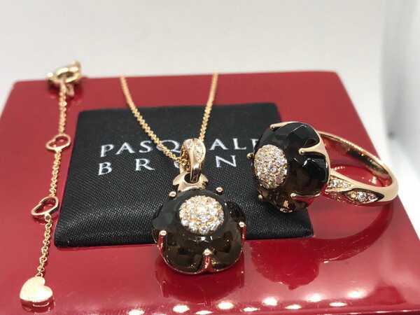 Набор кольцо и подвеска Pasguale Bruni Bon Ton