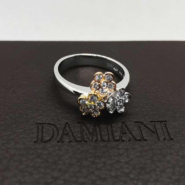 Кольцо Damiani Flower